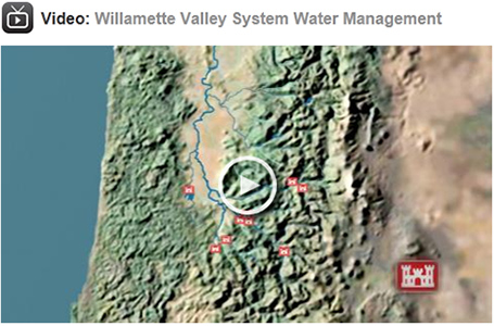 Link to video about how dams manage water