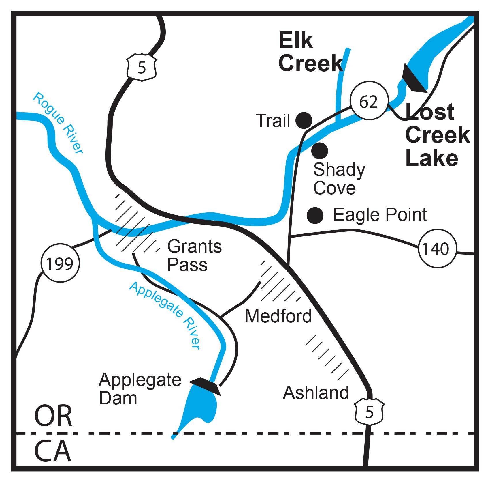 Rogue River Basin