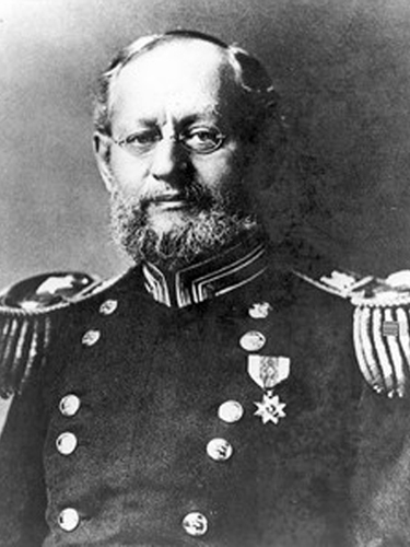Major Henry M. Robert, Portland District's first commander