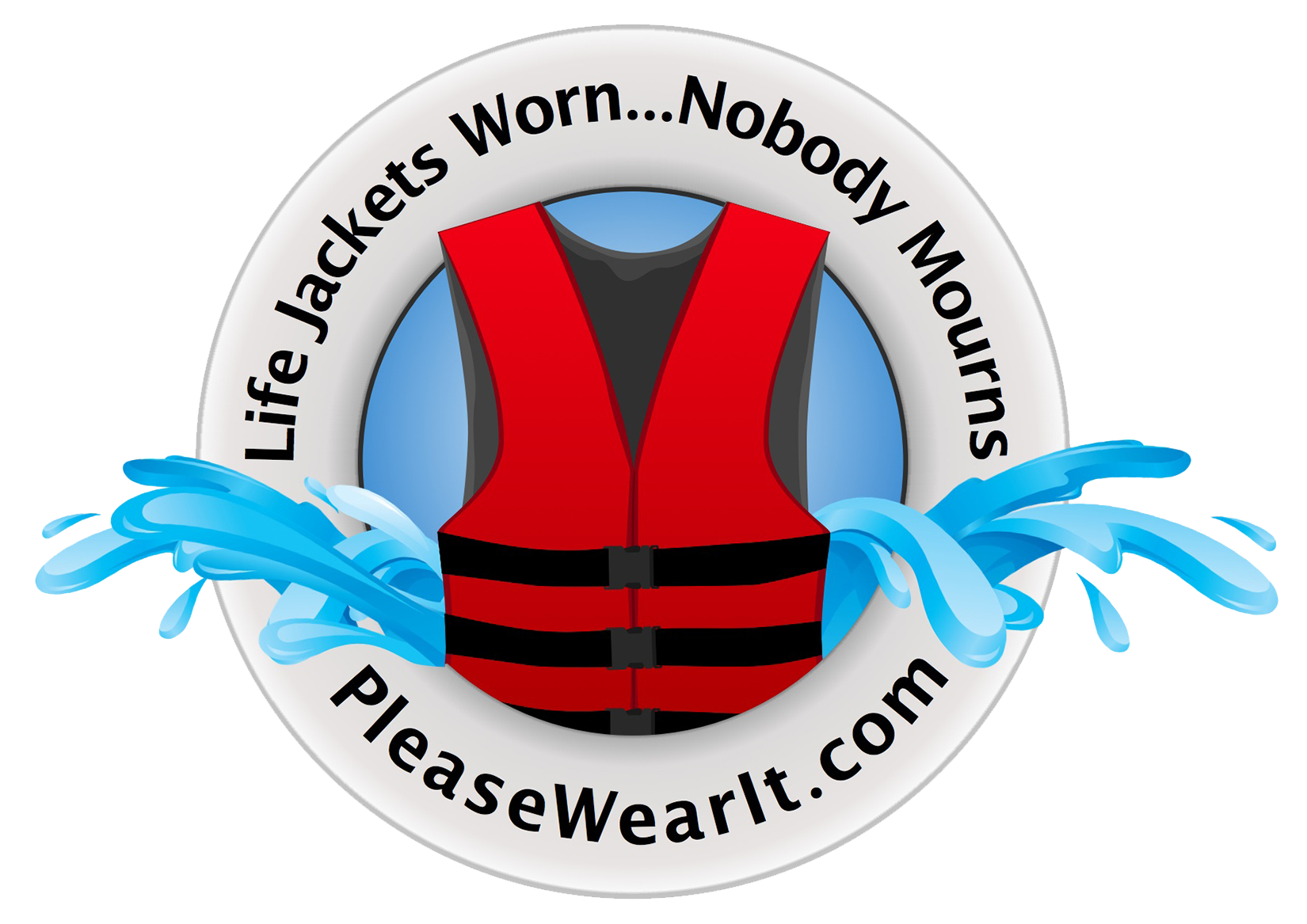 Life jacket worn, nobody morns.