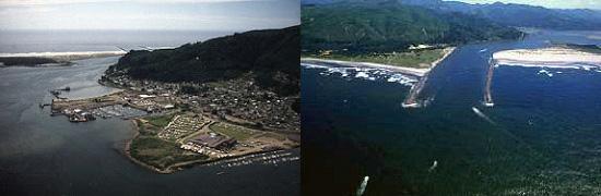 Portland district locations oregon coast tillamook bay for Tillamook bay fishing
