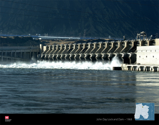 John Day Lock and Dam